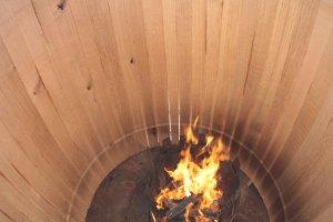 Barrel Toasting